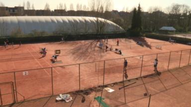 Reprise des cours de tennis en extérieur pour les plus de 13 ans
