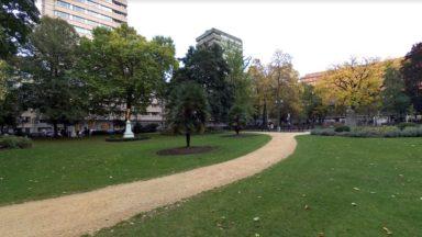 Ixelles : permis d'urbanisme accordé pour la restauration du Square de Meeûs