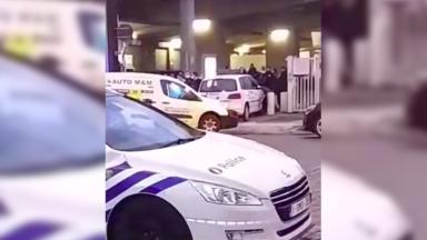 Avenue du Port : un piéton grièvement blessé après un accident de voiture