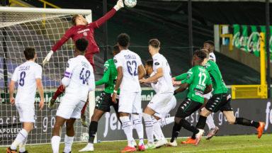 Football: Anderlecht et le Cercle de Bruges se quittent dos à dos
