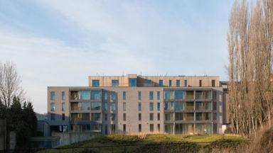 Le Logement bruxellois a acheté 42 appartements clé sur porte