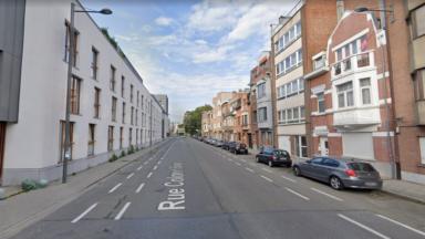 Schaerbeek : un caméraman de la VRT blessé après avoir été heurté par une voiture