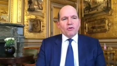 """Philippe Close : """"On ne va pas tolérer des débordements comme on l'a vu hier"""""""