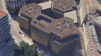 Bruxelles-Ville : un appel d'occupation transitoire lancé pour le bâtiment De Ligne