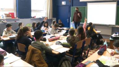 Inscriptions en 1re secondaire : à Bruxelles, 77% des élèves obtiennent leur 1re préférence