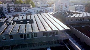 Laeken : partager son énergie solaire, le nouveau projet signé Greenbizz