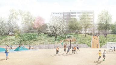 Forest : un verger et un potager collectif prévus dans le parc Jupiter