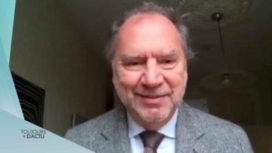Peter Piot, nouveau docteur honoris causa de l'UCLouvain, dissèque la pandémie de Covid-19