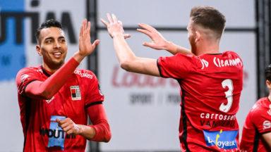 1B Pro League : le RWDM renverse la situation face à Westerlo