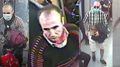 La police recherche cet homme qui agresse des femmes dans les transports publics bruxellois