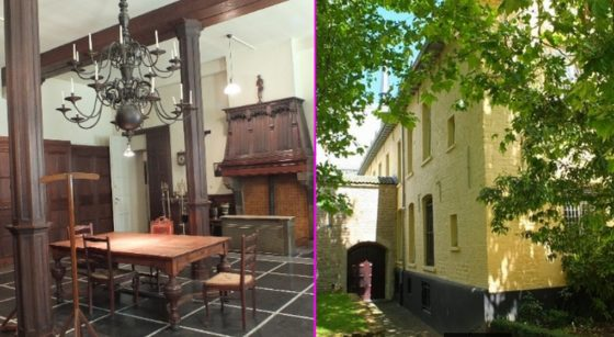 Aile capitulaire Abbaye de la Cambre - Beliris