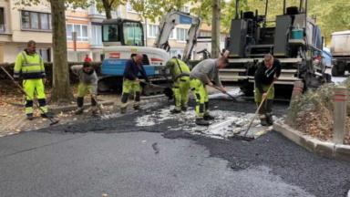 Bruxelles Mobilité part à la chasse aux nids-de-poule