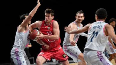 Basket : le Brussels étrillé par Anvers