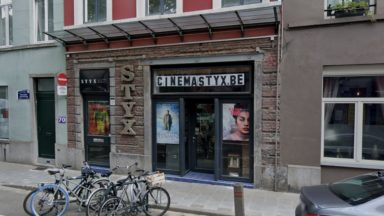 Ixelles : le bâtiment du cinéma Styx est à vendre