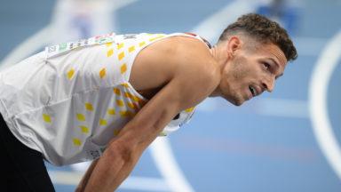 Euro d'athlétisme en salle : Dylan Borlée éliminé, bon départ pour Nafissatou Thiam