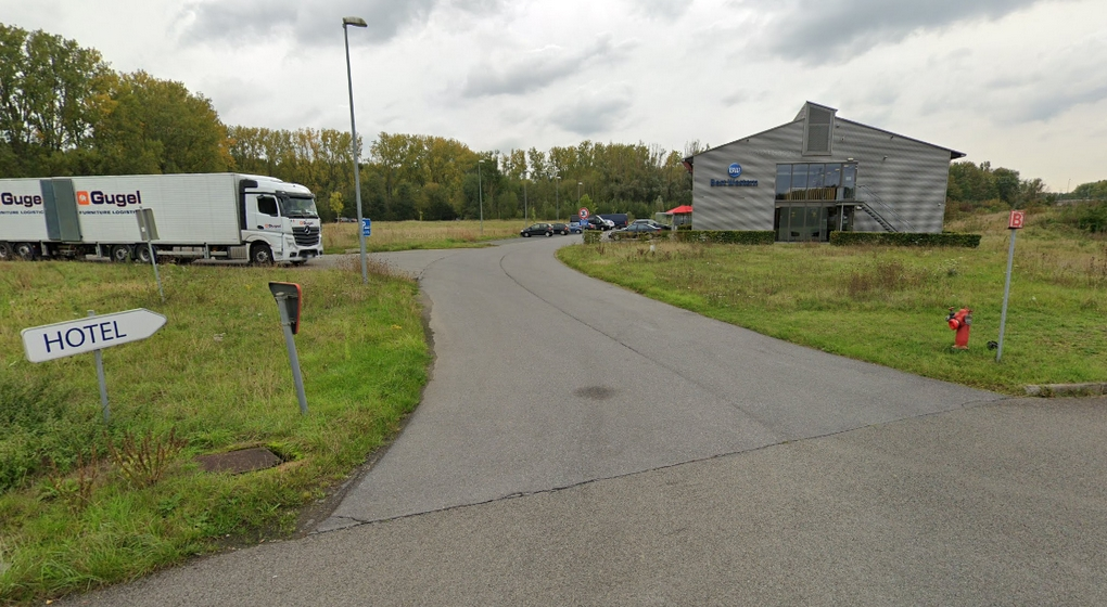 Hotel Best Western Ruisbroek - Capture Google Street View