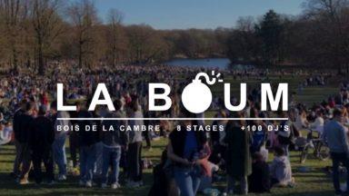 La Boum : un faux festival de musique prévu au Bois de la Cambre… le 1er avril
