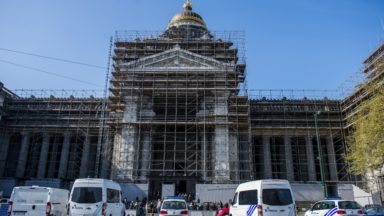 1,5 million d'euros pour renforcer les échafaudages du Palais de justice