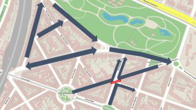 Un nouveau plan de mobilité pour l'avenue des Azalées