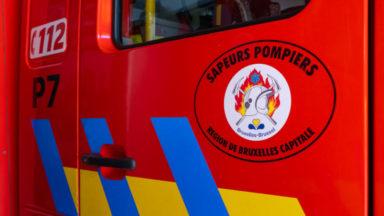 Incendie dans une maison rue de Woeringen: trois personnes évacuées