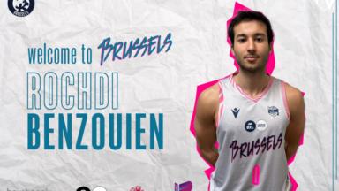 Rochdi Benzouien rejoint le Phoenix Brussels