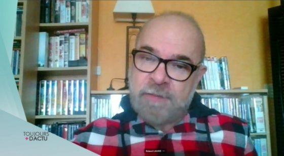 Roland Lahaye CSC Enseignement - Invité Toujours + d'Actu 22032021
