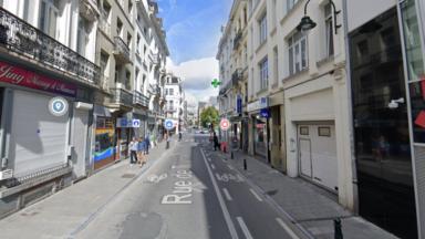 Travaux du Boulevard Anspach : la déviation temporaire de la rue de Tournai devient définitive