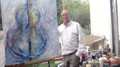 L'artiste schaerbeekois Max Morton est décédé