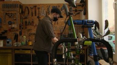 La casse-tête des vélocistes face à la pénurie des pièces détachées