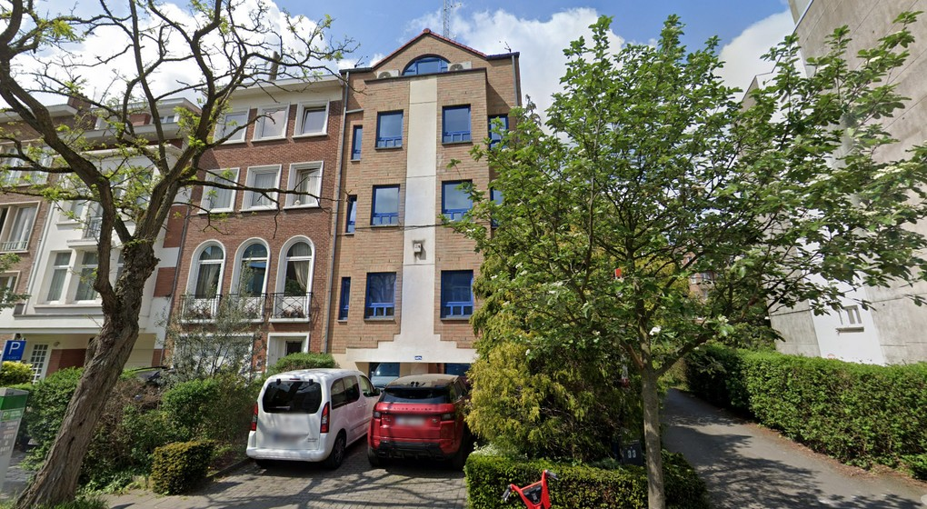Studios Fun Radio Belgique - Capture Google Street View