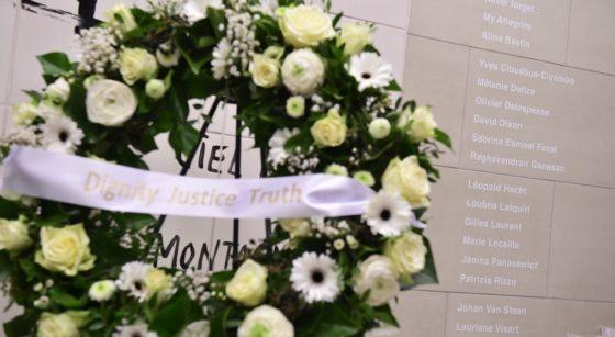Victimes Attentats 22 mars Maelbeek - Belga Laurie Dieffembacq
