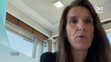 """Sophie Wilmès (MR) : """"Nous devons connaître de manière objective l'état des lieux de la santé mentale des Belges"""""""