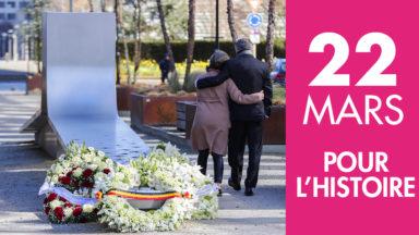 22 mars pour l'Histoire : cinq ans après, les victimes et leurs proches n'oublient pas