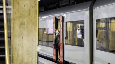 Trafic ferroviaire perturbé entre Bruxelles et Hal en raison d'une inondation