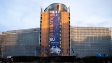 La Commission européenne met en place son propre centre de vaccination dans le bâtiment Breydel