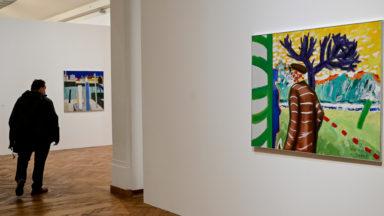 Une exposition sur le peintre Roger Raveel s'ouvre au Bozar ce jeudi