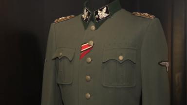 Le costume du beau-frère d'Hitler temporairement retiré du musée de l'Armée
