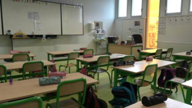 Anderlecht : l'école primaire des Goujons remise à neuf