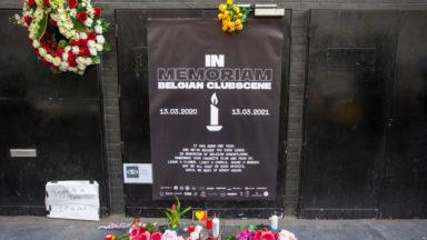 Secteur de la nuit : des fleurs pour une commémoration samedi devant le Fuse