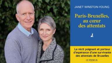 Rescapée des attentats de Bruxelles, Janet Winston-Young partage son témoignage dans un livre