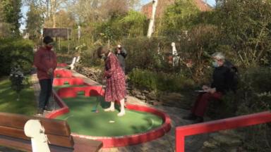 De l'interprétation pas toujours aisée des règles du Codeco illustrée par le mini-golf