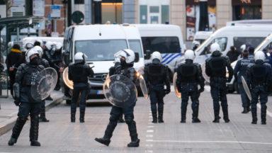 Selon une étude, 7 jeunes Bruxellois sur 10 ne se sentent pas en sécurité avec la police