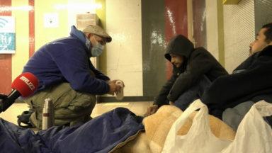 Le nombre de sans-abris a explosé en 2020 : 27% de plus qu'en 2018
