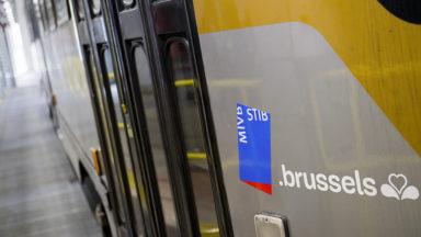 Saint-Gilles : un tram déraille et fait quatre blessés
