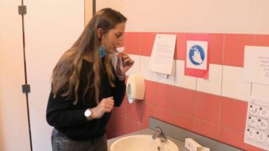 Auderghem : des tests salivaires pour dépister le Covid-19 dans les écoles