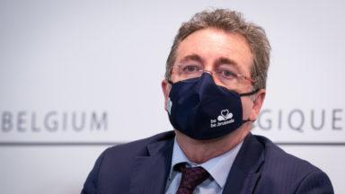 Rudi Vervoort confirme la levée du couvre-feu à Bruxelles le 8 mai