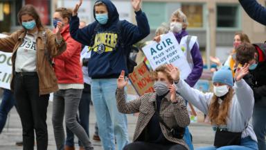 Les jeunes se mobilisent une nouvelle fois pour le climat