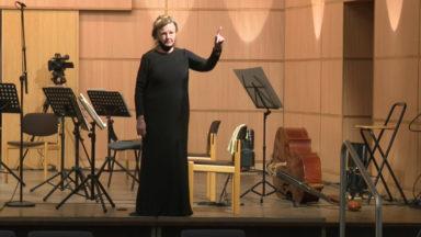 Zofia Wislocka, la cheffe d'orchestre qui brise le plafond de verre