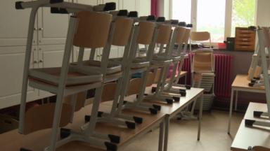 Uccle : 13 cas de Covid-19 à l'école communale Saint-Job