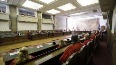 Légalité des mesures Covid : la cour d'appel de Bruxelles se prononcera avant le 30 avril